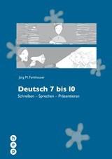 """Buchcover der Buches """"Deutsch 7 bis 10"""""""